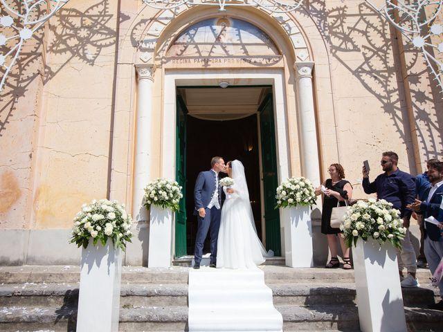 Il matrimonio di Giovanni e Annalisa a Amalfi, Salerno 27