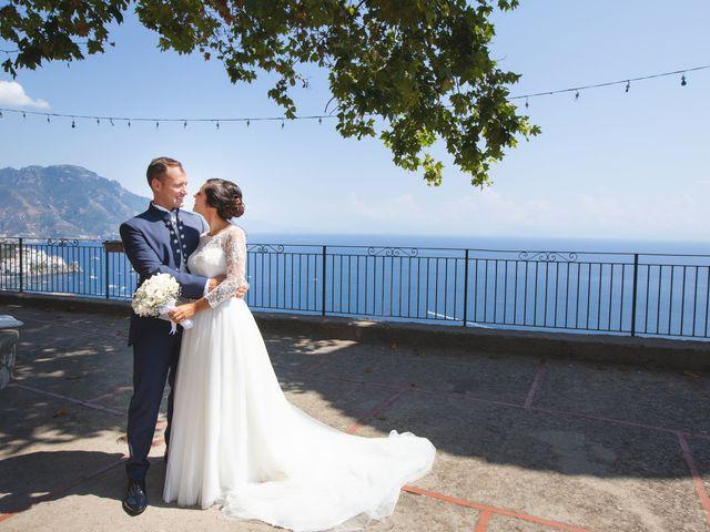 Il matrimonio di Giovanni e Annalisa a Amalfi, Salerno 28