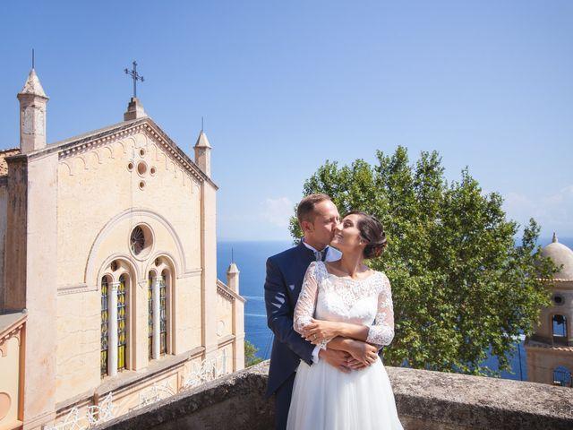 Il matrimonio di Giovanni e Annalisa a Amalfi, Salerno 29