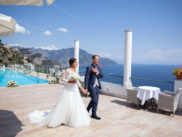 Il matrimonio di Giovanni e Annalisa a Amalfi, Salerno 30