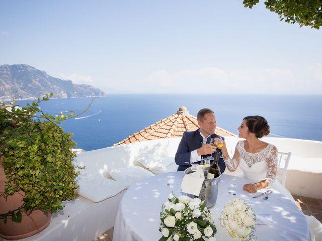 Il matrimonio di Giovanni e Annalisa a Amalfi, Salerno 31