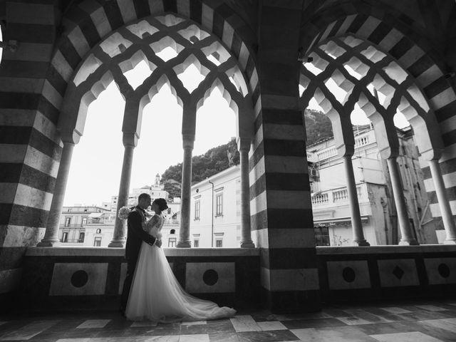 Il matrimonio di Giovanni e Annalisa a Amalfi, Salerno 1