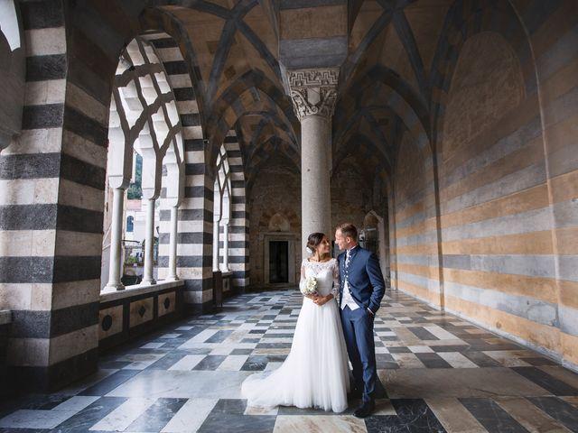 Il matrimonio di Giovanni e Annalisa a Amalfi, Salerno 32