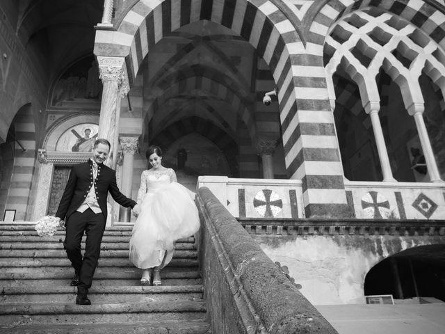 Il matrimonio di Giovanni e Annalisa a Amalfi, Salerno 33