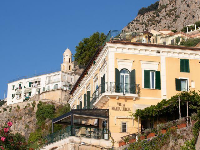 Il matrimonio di Giovanni e Annalisa a Amalfi, Salerno 36