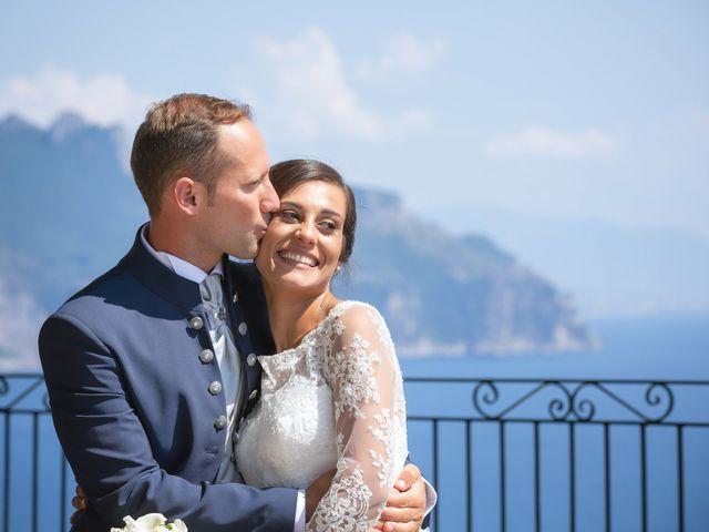 Il matrimonio di Giovanni e Annalisa a Amalfi, Salerno 43