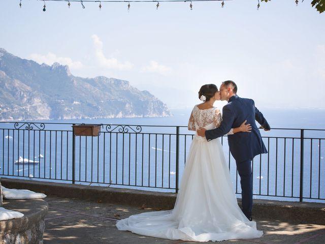 Il matrimonio di Giovanni e Annalisa a Amalfi, Salerno 44