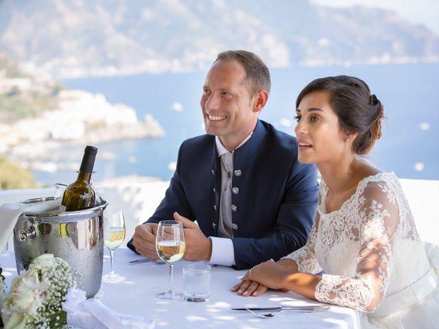 Il matrimonio di Giovanni e Annalisa a Amalfi, Salerno 47