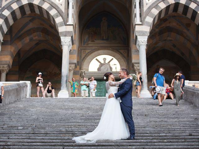 Il matrimonio di Giovanni e Annalisa a Amalfi, Salerno 48