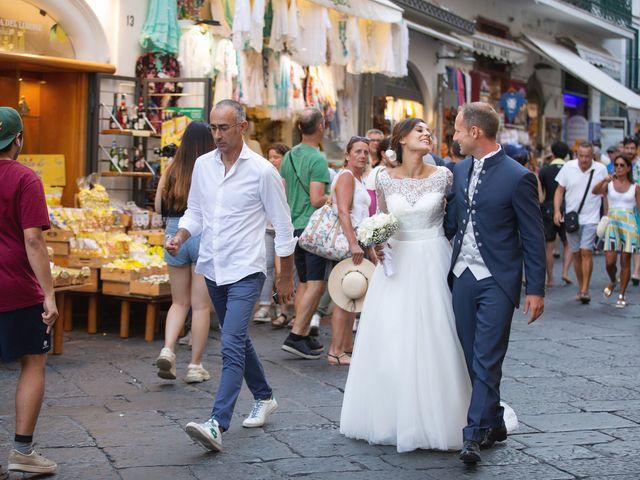 Il matrimonio di Giovanni e Annalisa a Amalfi, Salerno 51