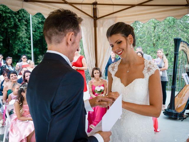 Il matrimonio di Rosario e Francesca a Sarnico, Bergamo 26