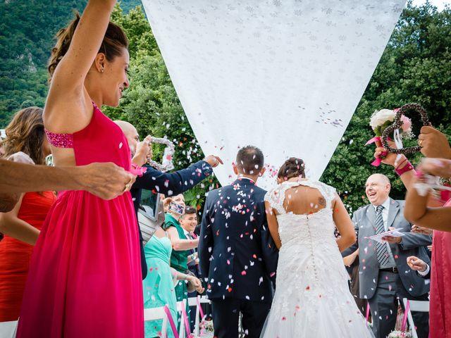 Il matrimonio di Rosario e Francesca a Sarnico, Bergamo 27