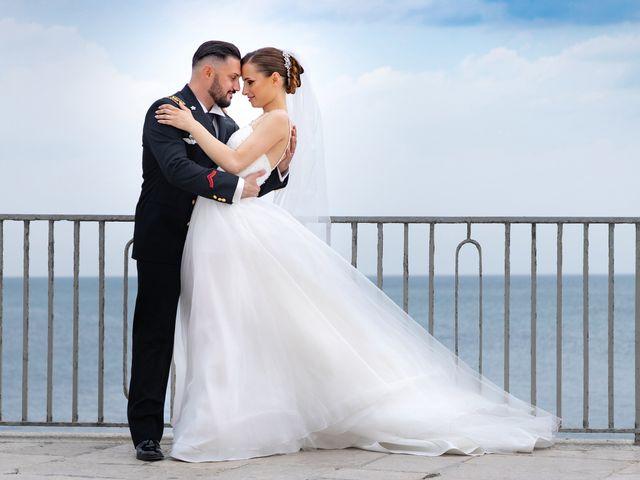 Le nozze di Fabio e Rossana