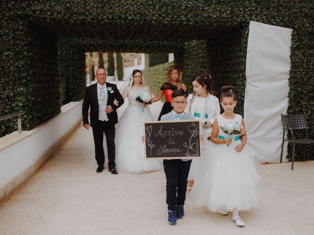 Il matrimonio di Davide e Jessica a Gela, Caltanissetta 28