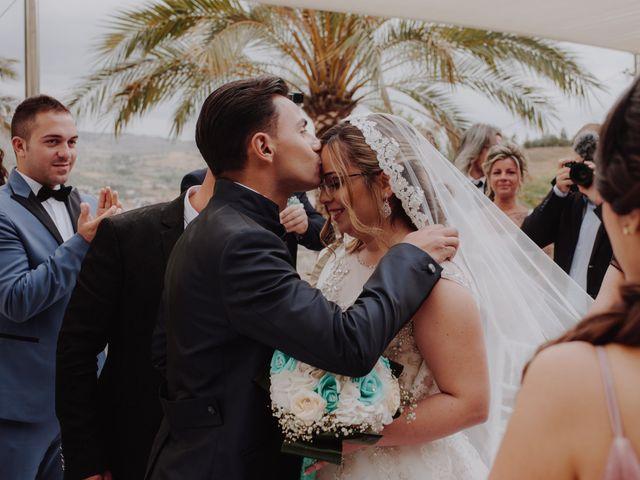 Il matrimonio di Davide e Jessica a Gela, Caltanissetta 30