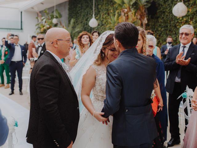 Il matrimonio di Davide e Jessica a Gela, Caltanissetta 31