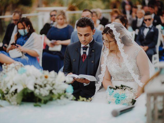 Il matrimonio di Davide e Jessica a Gela, Caltanissetta 33