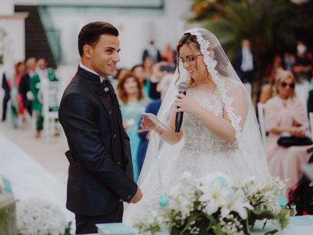 Il matrimonio di Davide e Jessica a Gela, Caltanissetta 34