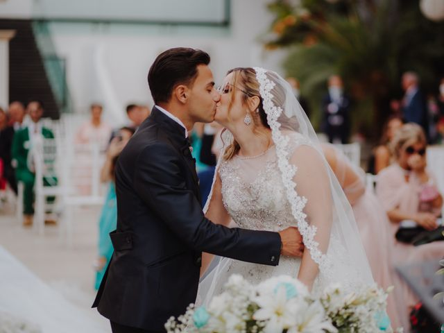 Il matrimonio di Davide e Jessica a Gela, Caltanissetta 35