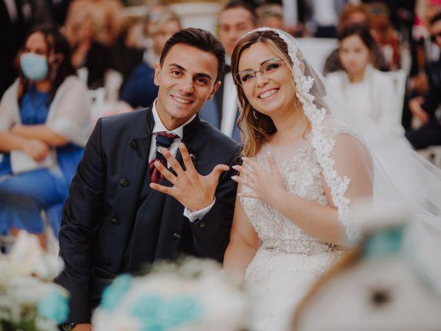 Il matrimonio di Davide e Jessica a Gela, Caltanissetta 36