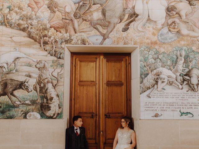 Il matrimonio di Davide e Jessica a Gela, Caltanissetta 46