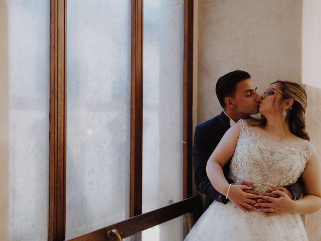 Il matrimonio di Davide e Jessica a Gela, Caltanissetta 50
