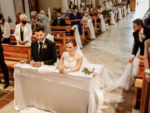 Il matrimonio di Alessandro e Irene a Prata di Pordenone, Pordenone 18