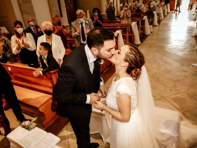 Il matrimonio di Alessandro e Irene a Prata di Pordenone, Pordenone 22