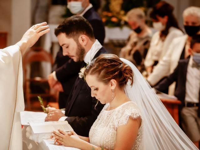 Il matrimonio di Alessandro e Irene a Prata di Pordenone, Pordenone 24