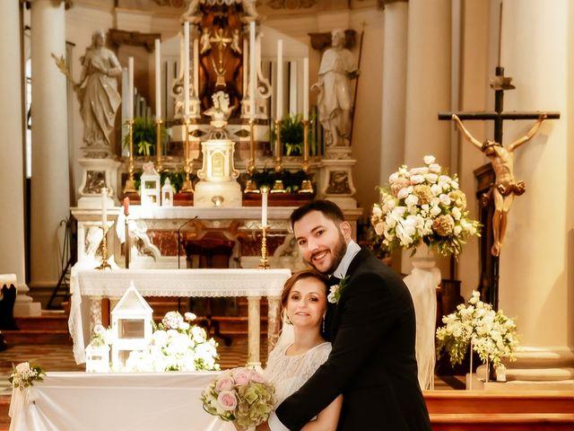 Il matrimonio di Alessandro e Irene a Prata di Pordenone, Pordenone 25