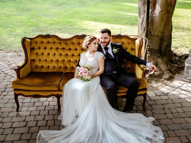 Il matrimonio di Alessandro e Irene a Prata di Pordenone, Pordenone 40