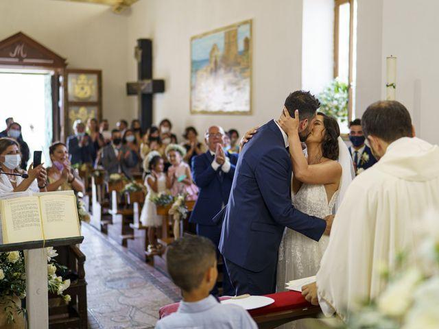 Le nozze di Anastasia e Marco