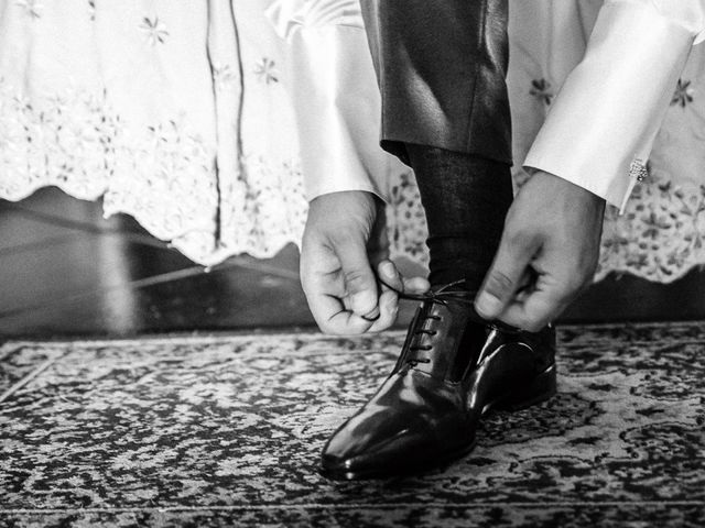 Il matrimonio di Mattia e Ilenia a Costa Masnaga, Lecco 5