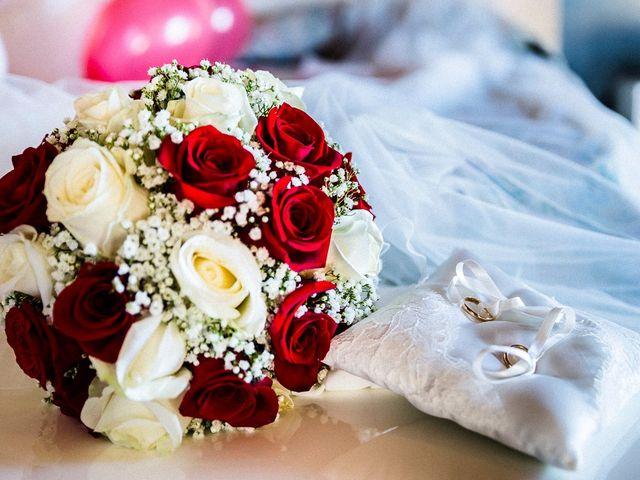 Il matrimonio di Mattia e Ilenia a Costa Masnaga, Lecco 11