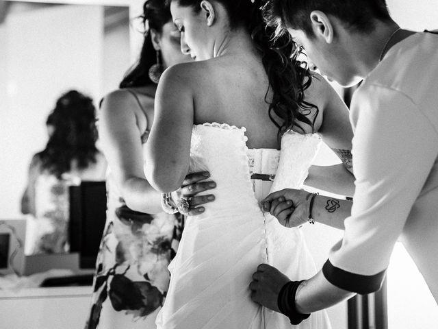 Il matrimonio di Mattia e Ilenia a Costa Masnaga, Lecco 13