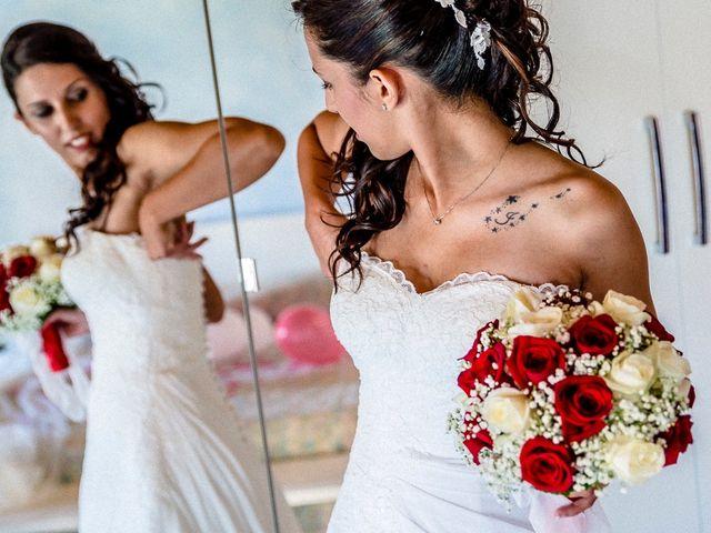 Il matrimonio di Mattia e Ilenia a Costa Masnaga, Lecco 17