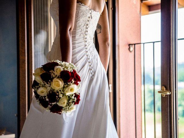 Il matrimonio di Mattia e Ilenia a Costa Masnaga, Lecco 18