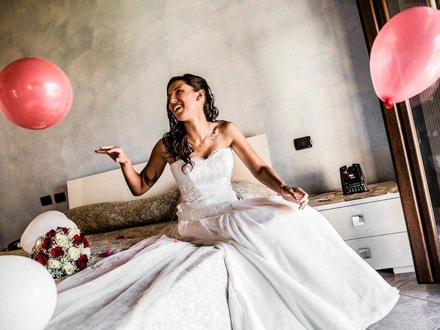 Il matrimonio di Mattia e Ilenia a Costa Masnaga, Lecco 20