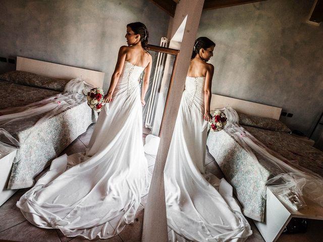 Il matrimonio di Mattia e Ilenia a Costa Masnaga, Lecco 21