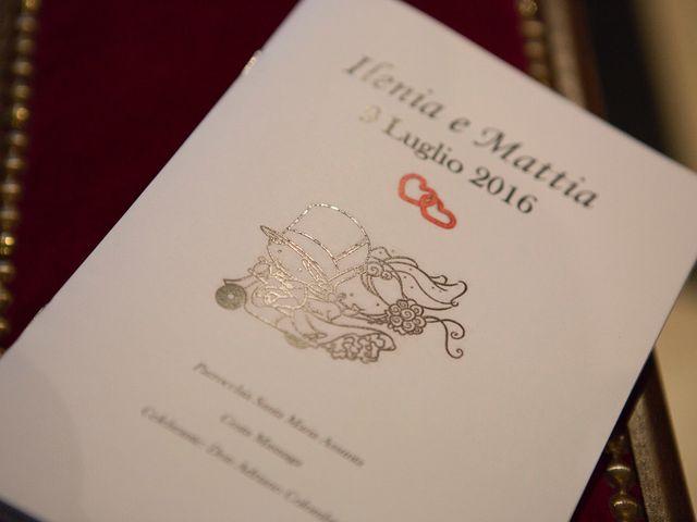 Il matrimonio di Mattia e Ilenia a Costa Masnaga, Lecco 24