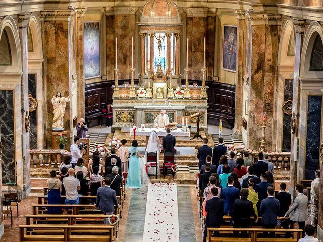 Il matrimonio di Mattia e Ilenia a Costa Masnaga, Lecco 23