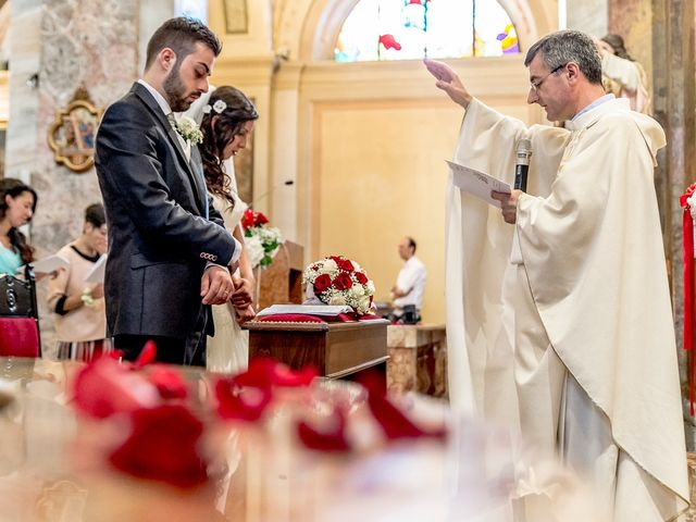 Il matrimonio di Mattia e Ilenia a Costa Masnaga, Lecco 27
