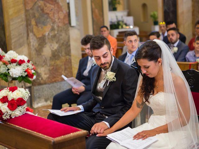 Il matrimonio di Mattia e Ilenia a Costa Masnaga, Lecco 31