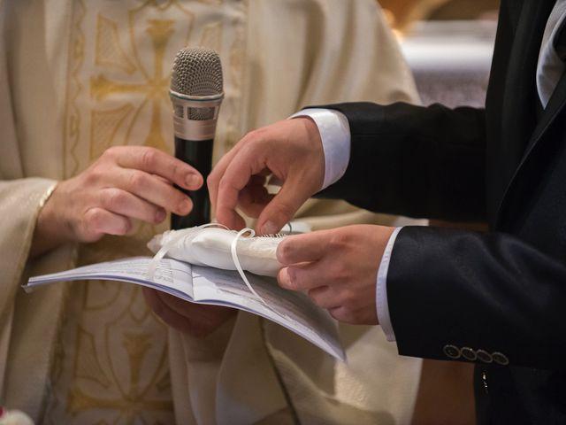 Il matrimonio di Mattia e Ilenia a Costa Masnaga, Lecco 29