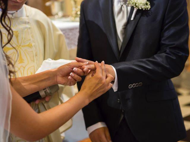 Il matrimonio di Mattia e Ilenia a Costa Masnaga, Lecco 30