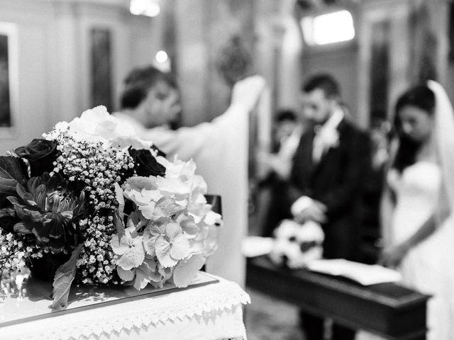 Il matrimonio di Mattia e Ilenia a Costa Masnaga, Lecco 32