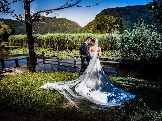 Il matrimonio di Mattia e Ilenia a Costa Masnaga, Lecco 38
