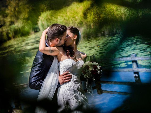 Il matrimonio di Mattia e Ilenia a Costa Masnaga, Lecco 39