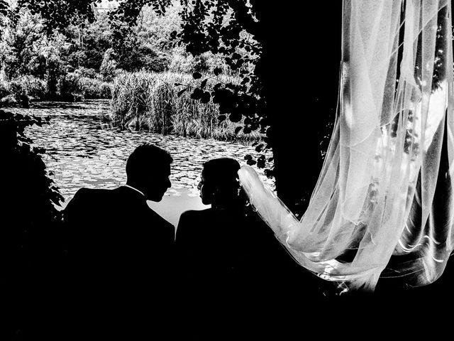 Il matrimonio di Mattia e Ilenia a Costa Masnaga, Lecco 41