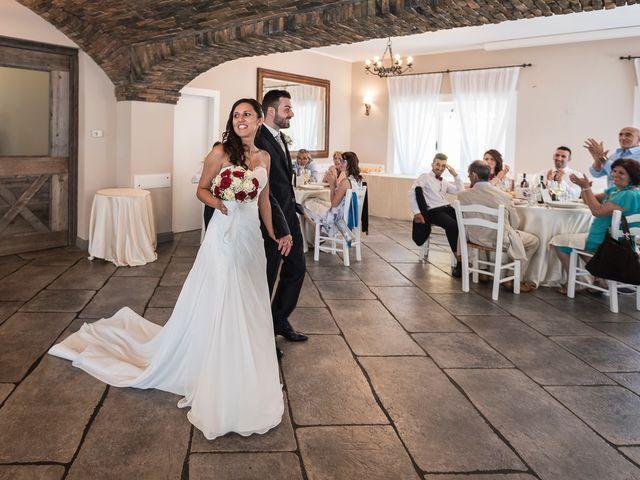 Il matrimonio di Mattia e Ilenia a Costa Masnaga, Lecco 42